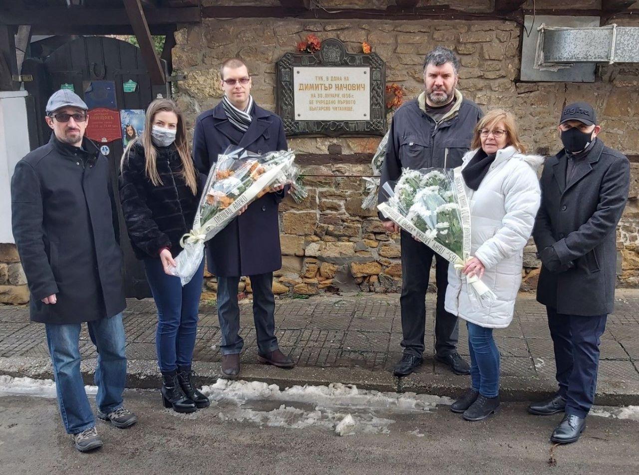 Просветители учредяват в Свищов преди 165 години първото българско народно читалище (30.01.2021 г.)