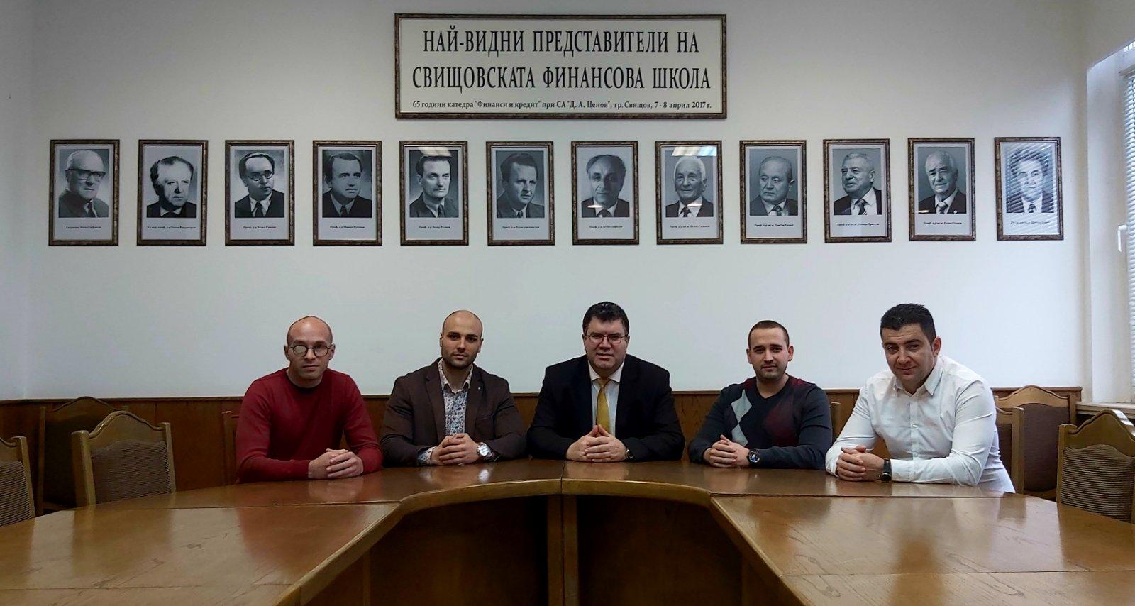 Дигитален формат и териториална експанзия на второто състезание по предприемачество във Враца (20.02.2020 г.)